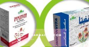 IMMUNVITA Drops / Capsules- Echinacea extract