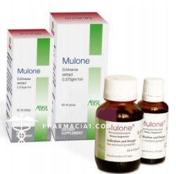 Mulone Syrup & Drops – Echinacea extract