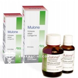 Mulone Syrup and Oral Drops - PIL