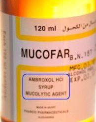 Mucofar Syrup- Mucolytic