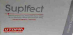 Suplfect Capsules- Dietary Supplement to protect liver cells
